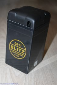 АКБ Blitz гелевый 6V