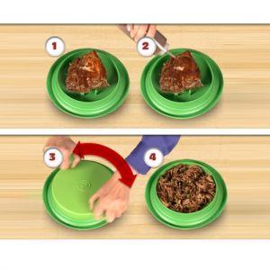 Приспособление для шинковки мяса Rays Rotoshredder