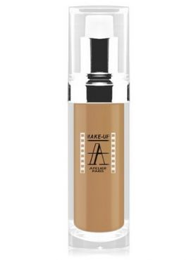 Make-Up Atelier Paris Fluid Foundation Gilded FLW4Y Yellow honey