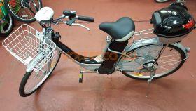 Электровелосипед Omaks Azimut Dacha