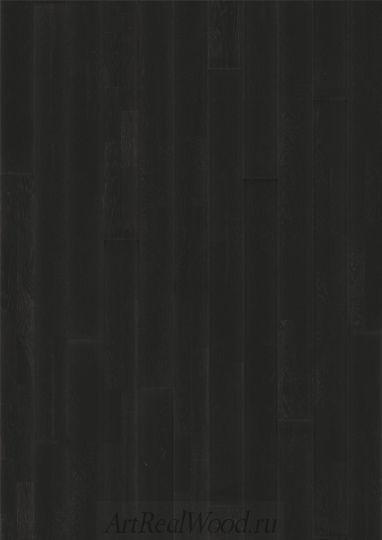 Паркетная доска Дуб Шарколь (Charcoal) Kahrs