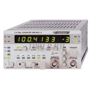 Rohde & Schwarz HM8021-4 - универсальный частотомер (1,6 ГГц)
