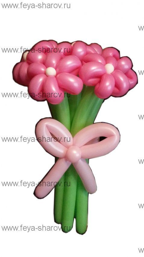 Букет цветов, 7 шт