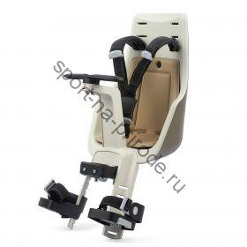 Велокресло Bobike Exclusive mini для крепления на рулевой трубе (переднее)