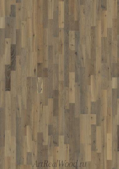 Паркетная доска Дуб Smoked Sandstone 14мм Karelia