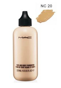 Тональная основа MAC Face and Body Foundation тон NC20