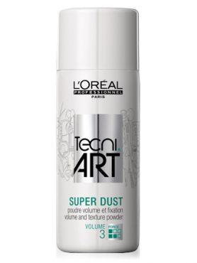 L'Oreal Tecni Art Super dust Пудра для объема и фиксации