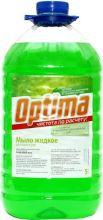"""Мыло жидкое для мытья рук """"Оптима"""", 5 л"""