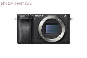 Цифровая камера Sony Alpha A6300 Body