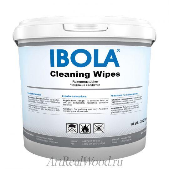 Средство для очистки инструментов IBOLA/Cleaning wipes