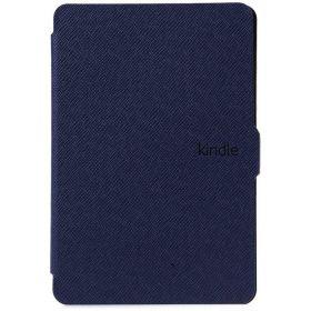 Обложка для Amazon Kindle Paperwhite 2018 slim magnetic case (темно-синий)