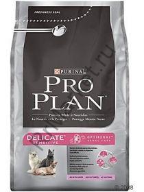 Pro Plan Delikate индейка с рисом