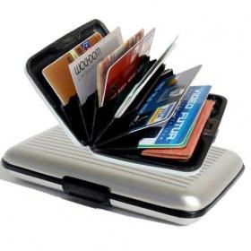 Бумажник для кредитных карт Аллюма Уоллет (Aluma Wallet)