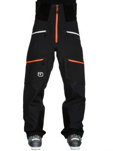 Ortovox MERINO GUARDIAN SHELL 3L [MI] pants M black