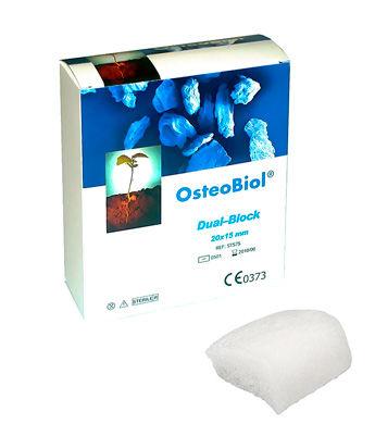 OsteoBiol Dual-Block norm 20х15х5мм