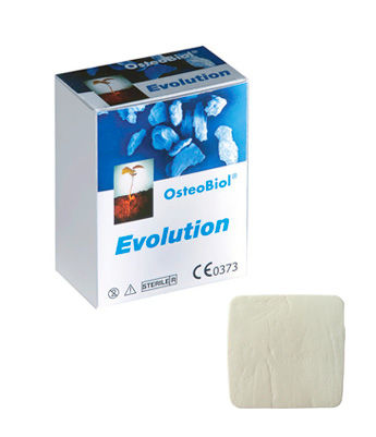 OsteoBiol Evolution 25х35 овальная