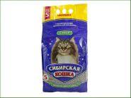 """Сибирская кошка Комкующийся наполнитель """"Супер"""" (5 л)"""