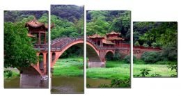 Арочный мостик