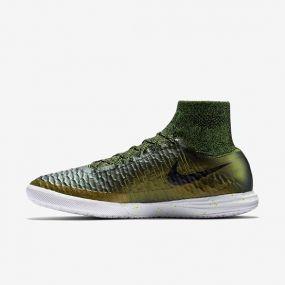 Футзалки Nike MagistaX Proximo IC золотые