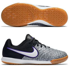 Детские футзалки Nike MagistaX Pro IC Junior серые