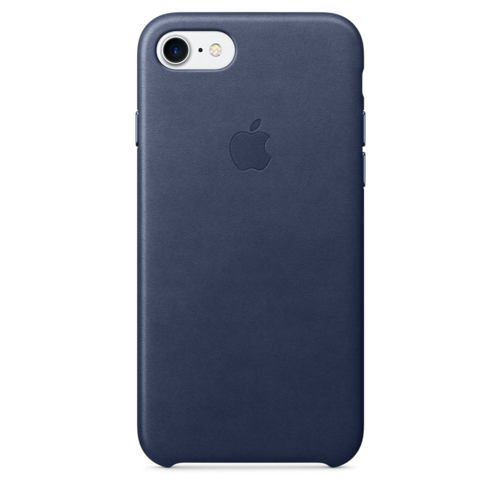 APPLE LEATHER CASE ДЛЯ IPHONE 7 Blue