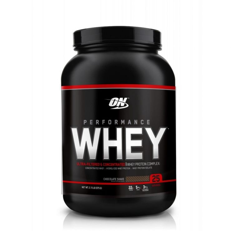 Протеин Optimum Nutrition Performance Whey 25 порций (serv)