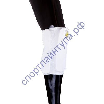 Защита колена для карате 7480 white
