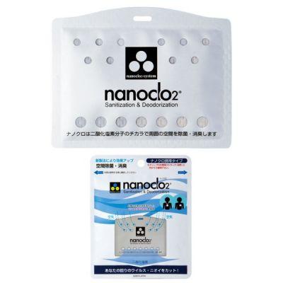 Японский  Блокатор вирусов Nanoclo2