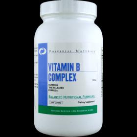 Universal Nutrition Vitamin B Complex (100 табл.)