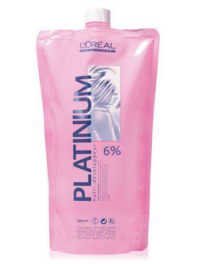 L'Oreal Blond studio Нутри-проявитель платиниум 12%