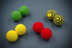 """Набор шариков для Chop Cup Ball (2 шарика 1"""")"""