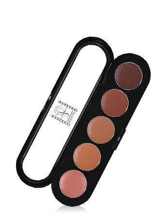 Make-Up Atelier Paris Lipsticks Palette 01 Pinky beige