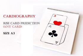 Предсказание карты - Cardiography - карта на выбор (формат А3)