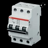 Автомат выкл. 3п. ABB SH203L  25А 4,5kA