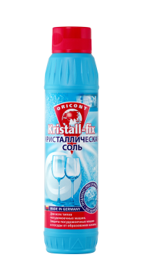 Luxus Professional Соль для посудомоечных машин Kristall-fix 1 кг