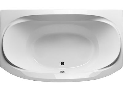 Акриловая ванна 1MarKa Sirakusa 190х120