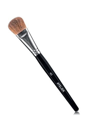 Make-Up Atelier Paris Brushes Кисть №46S D.16 (для базы и тона, соболь) 46s