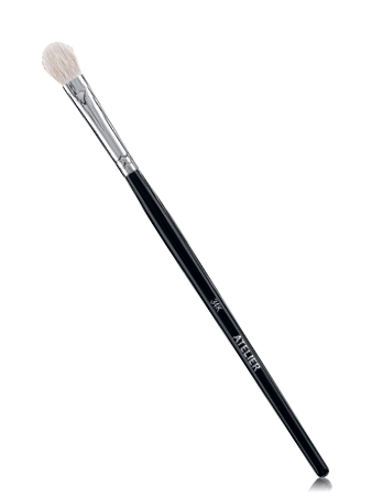 Make-Up Atelier Brushes Кисть №34K D.7 (для растушевки сухих текстур, коза) 34k