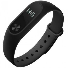 Фитнес-браслет Xiaomi Mi Band 2 (черный)