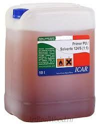 Готовая смесь для грунтования стяжки PRIMER PU+ SOLVENTE 124/S Recoll-ICAR
