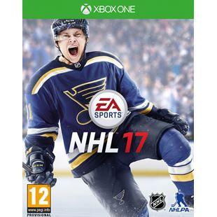 Игра NHL 17 (Xbox One)