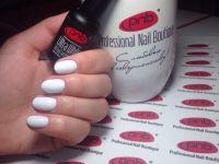 Белый гель-лак ULTRA White (белее белого) PNB (Professional Nail Boutique), 8 мл