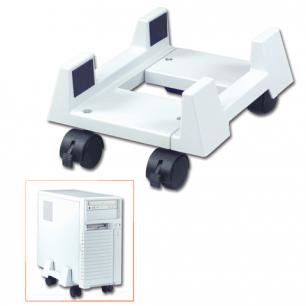 Подставка для системного блока BRAUBERG передвижная, 510191