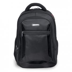 """Рюкзак для школы и офиса BRAUBERG """"Relax 3"""", разм. 46*35*25см, ткань, черный, 224455"""