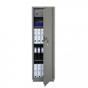 Шкаф металлический для документов КБ-031Т (в1550*ш470*г390мм), сварной