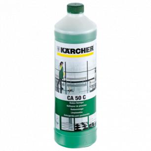Средство чистящее KARCHER (КЕРХЕР) CA50C, для ручной очистки твердых и мягких полов, 1 л, 6.295-702/683.0