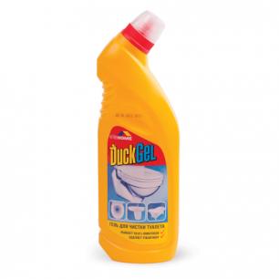 "Средство для уборки туалета DUCK GEL (Дак гель)  750мл, ""Лимон"", утенок, ш/к 71454"