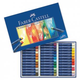 """Пастель художеств. FABER-CASTELL """"Studio quality"""", масляная, 36цв., картонная коробка, 127036"""