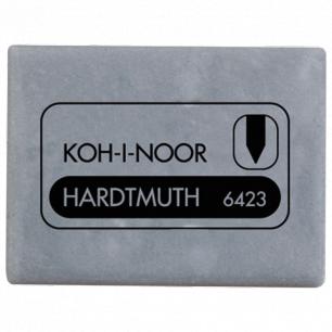 Ластик-клячка KOH-I-NOOR прямоуг., 47x36x10 мм, супер мягкий, картонный дисплей, 6423018004KD