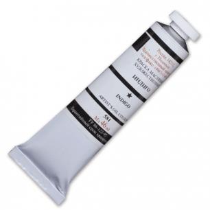 Краска масляная художественная ПОДОЛЬСК, туба 46мл, индиго (581), шк2110